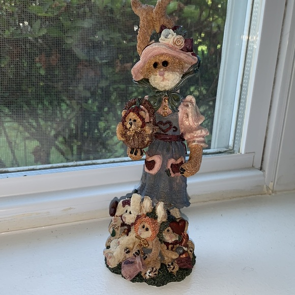 """Boyd's Bears & Friends """"The Folkstone Collection"""""""